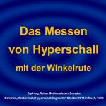 3 Das Messen von Hyperschall